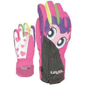 Level Lucky Gloves Kids pk rainbow